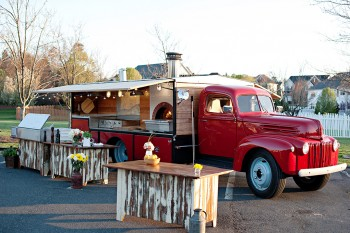TRUE Crafted Catering Now Provides A Unique Service To The People Of Greater Charlotte North Carolina Area Our Vintage Mobile Kitchens Allow